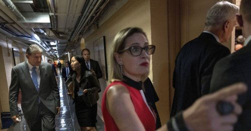The predetermined defeat of Democrats' big voting rights bill