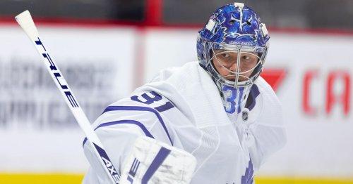 Leafs vs. Senators Preview: It's Frederik Andersen time!