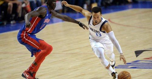 GAME THREAD: Dallas Mavericks vs Detroit Pistons