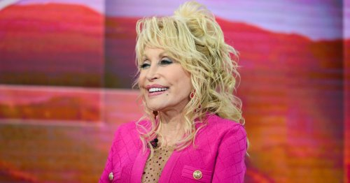 Dolly Parton's Strawberry Pretzel Pie Ice Cream Hits Dallas Today