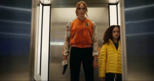 Netflix's Gunpowder Milkshake is about female assassins, guns ... and Paul Giamatti