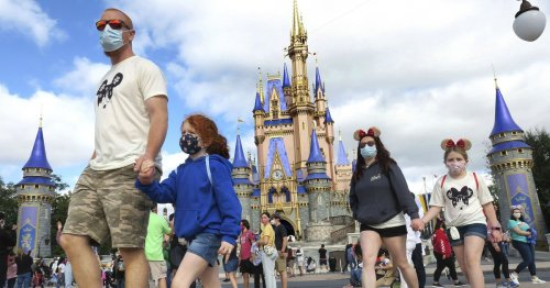 Disney World and Disneyland just issued mask mandates. What are the new requirements?