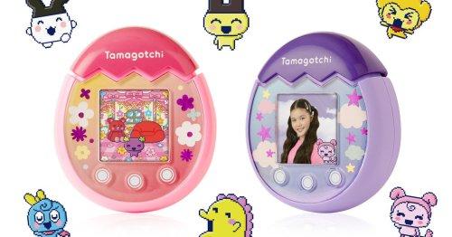 Even Tamagotchi has a camera now