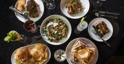 Chris Shepherd's Casual Counterpart to Steakhouse Georgia James Opens Today