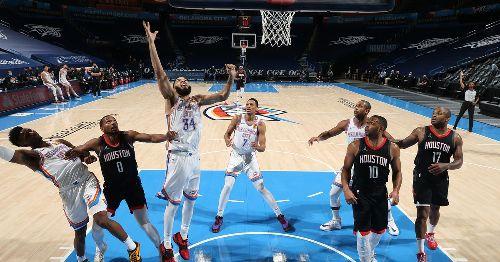 Game chat: Thunder vs. Rockets