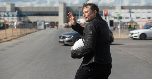 Tesla offers a glimpse of a future without Elon Musk