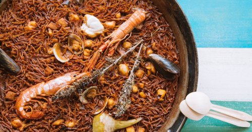 Paella's Great, But Fideuà Is Better