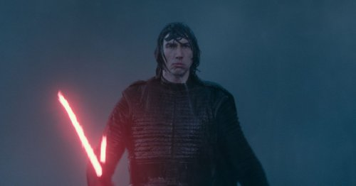 We finally know how Ben Solo felt about Darth Vader being his grandfather