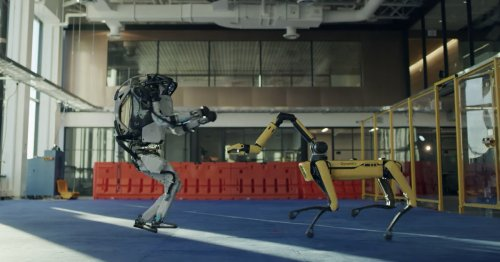 Boston Dynamics robots take over the dance floor in latest video