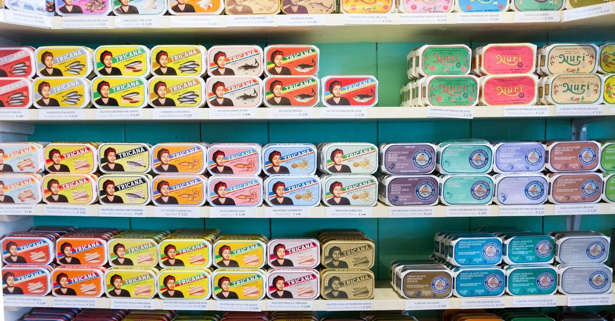 A Starter Guide to Buying, Eating, and Cooking With Tinned Fish