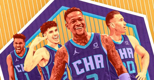 The Hornets' Misfit Toys Can Play