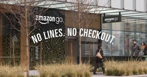 Amazon's store of the future has no cashiers, but humans are watching from behind the scenes