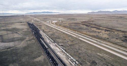 Utah Inland Port 'infrastructure bank' bill sails through Senate