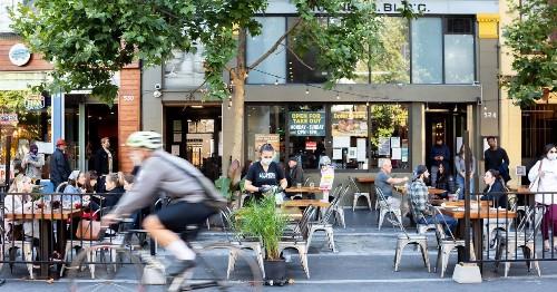 Volunteer Shortage Snarls San Francisco's Dining in the Streets Plan
