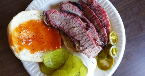 A Bike Tour of NYC's Meatiest, Crustiest Smoked Brisket