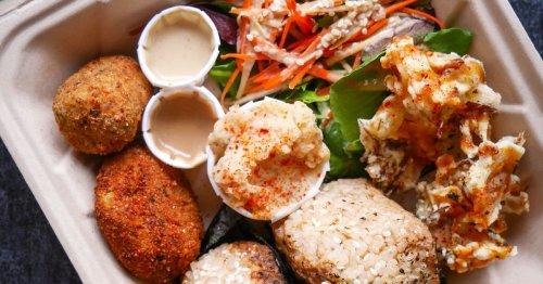 Vegan Standby Obon Will Open a Full-Blown Restaurant Serving Japanese Curry, Onigiri, and Kenchinjiru