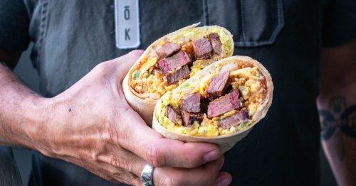 Ten Breakfast Burritos To Try Now