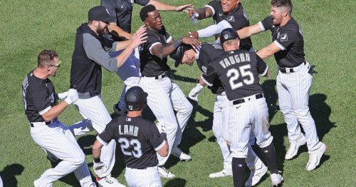 White Sox top Rays 8-7 in 10, claim best record in big leagues at 43-25