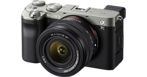 Sony announces $1,799 A7C compact full-frame mirrorless camera