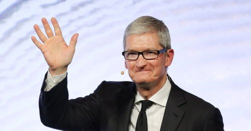 Tim Cook is coming to Utah. Apple's CEO will headline Silicon Slopes
