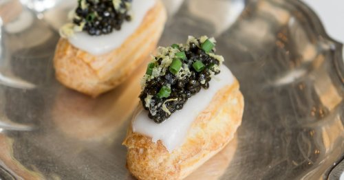 Le Fantastique Spins Caviar Eclairs and Luxe Bubbles into Hayes Valley