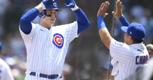 Last hurrah for Bryzzo? Bryant, Rizzo go back-to-back in Cubs win over Arizona