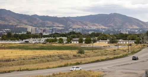 A possible site has been unveiled for Salt Lake City's tiny home village to house the homeless