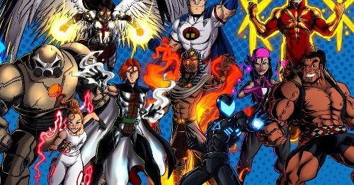 Sentinels of the Multiverse: Definitive Edition refines the superhero card game