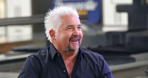 Guy Fieri Crashed the Sonoma County Fair and Dropped $10K on a Prize Pig
