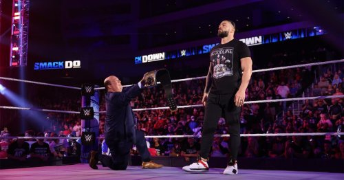 There's nobody left who can stop Roman Reigns