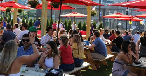 Where to Grab a Drink Outside in Arlington, Virginia