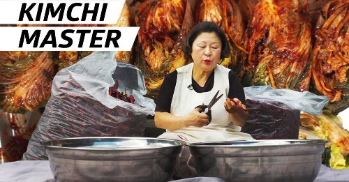 Why Kwang Hee 'Mama' Park is the Queen of Kimchi