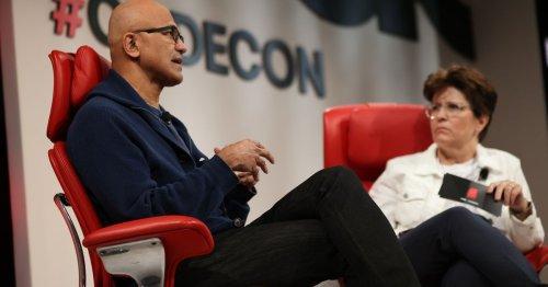 Trump pushing Microsoft to buy TikTok was 'strangest thing I've ever worked on,' says Satya Nadella