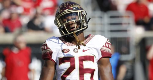 2021 NFL Draft scouting report: Florida State CB Asante Samuel Jr
