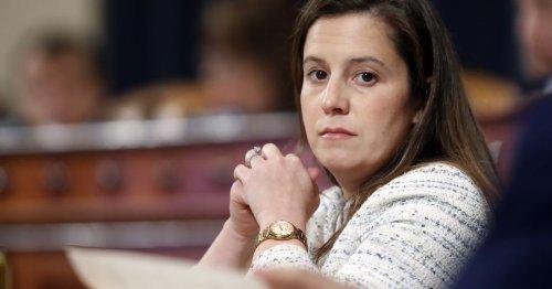 Elise Stefanik's rise toward leadership job irks conservatives