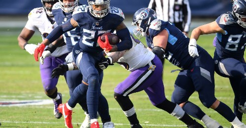 Derrick Henry makes PFWA All-NFL team