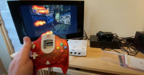 Castlevania's canceled Dreamcast game discovered in playable prototype