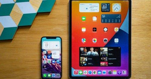 iPadOS 15 ruined my iPad's homescreen