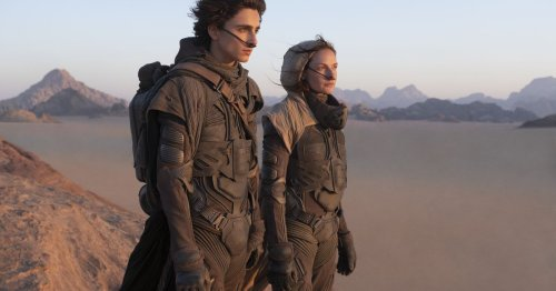 There'll be new Dune stories in the future, no matter how the movie does