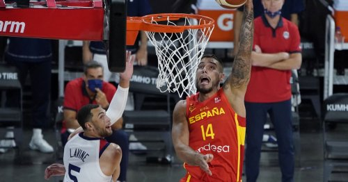 NBA, Olympic basketball not exactly the same game