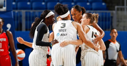 Sky's No. 6 seed threatened after 79-71 loss to Mystics