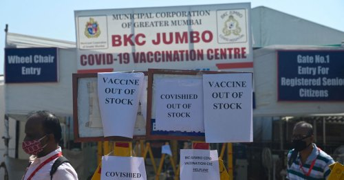 India can't vaccinate its way out of its latest Covid-19 surge