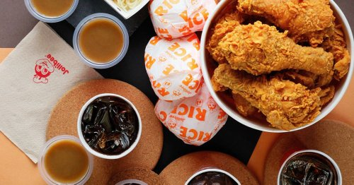 Jollibee Fans Are Waiting in Hours-Long Lines to Get Their Hands on Crispy Fried Chicken