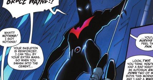 Batman Beyond kicks off a new era by murdering Bruce Wayne