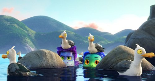 Pixar's new movie Luca is understated brilliance