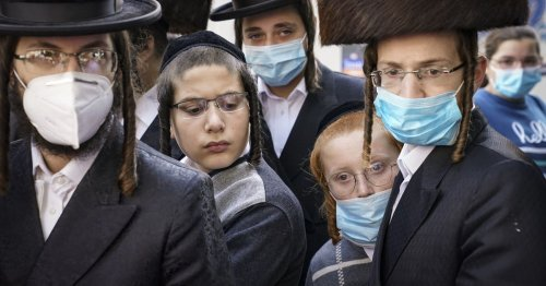 How Jewish are American Jews?