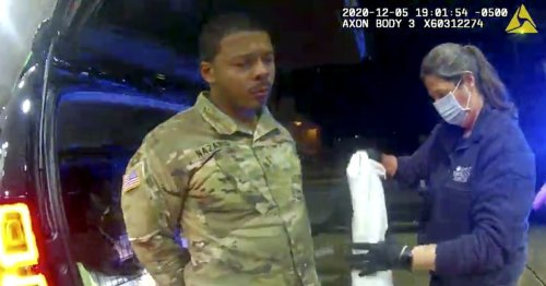 A Black Army lieutenant is suing Virginia police after being held at gunpoint