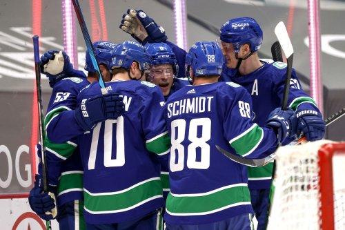 RECAP #40: NUCKS WIN! BIG! Crumple Leafs 6-3