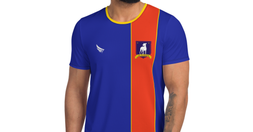 You can now buy an official AFC Richmond jersey from the new Ted Lasso merch store