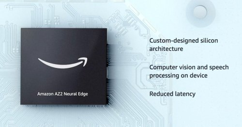 Amazon's AZ2 CPU knows your face
